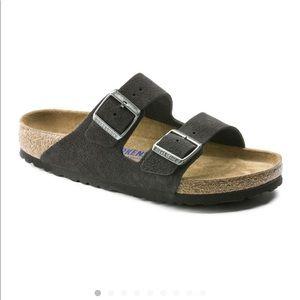 Birkenstock 37 Arizona Suede sandal